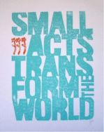 small acts volunteer quote