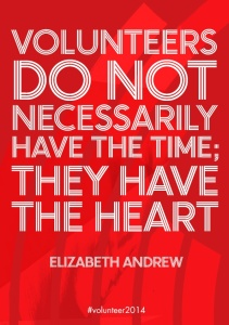 have the time have the heart